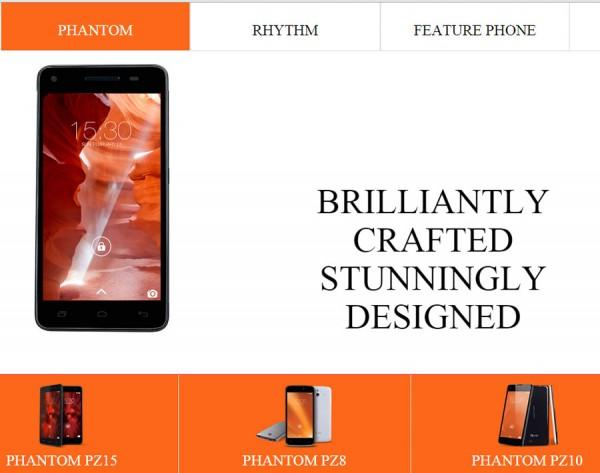 Rivo-Phantom-Smartphones