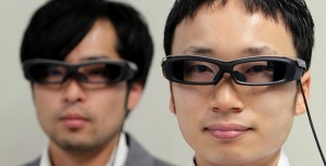Sony has announced SmartEyeglass