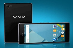 VAIO Release its own New Smartphone 2015