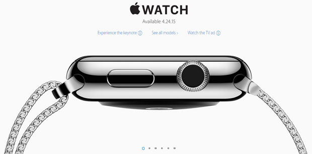 Apple-watch coming soon