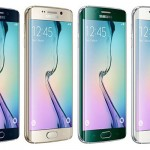 Latest Smartphone Samsung Galaxy S6 EDGE