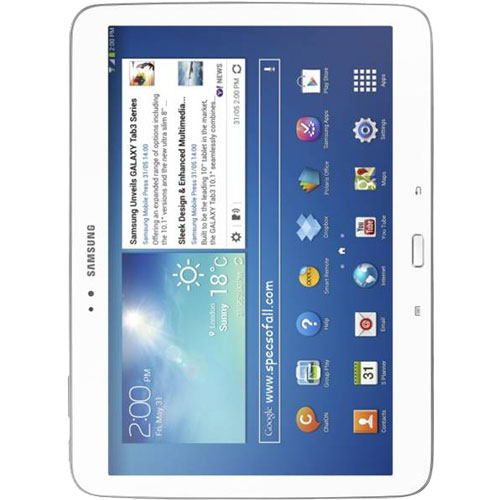 how to know if samsung tablet 3 works