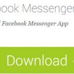 official Facebook Messenger App