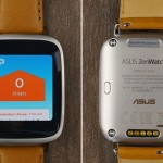 Review ASUS ZenWatch: steel, leather, time and heart rate
