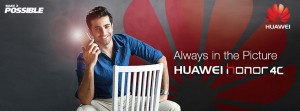 Huawaei Pakistan signs vibrant Shehryar Munawar as Brand Ambassador