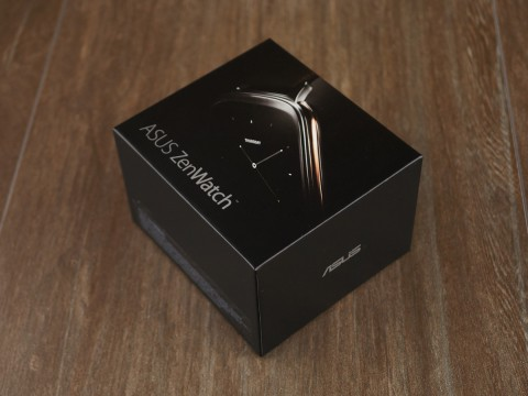zenwatch in the box