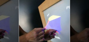 "Ghost Project: Ambitious technology ""Ghost"" revolution among touchscreens"