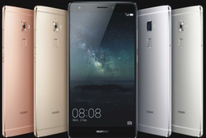 Huawei Unveiled Its Annual Flagship Smart phone, Mate S, in Berlin