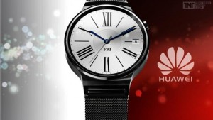 Huawei Smart Watch Officially Introduced in Europe at IFA, 2015