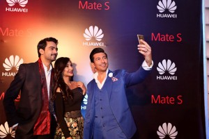 Huawei Mate S was officially launched in Pakistan on 8th October
