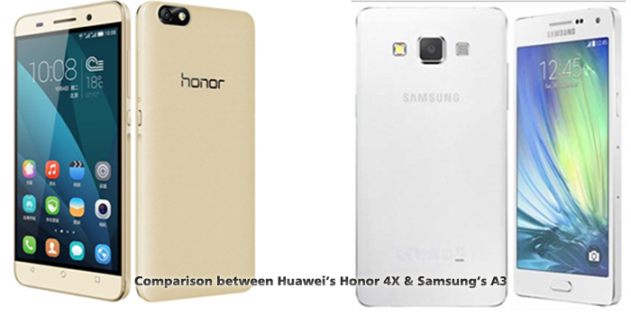 Comparison-between-Huawei-Honor-4X-and-Samsung-A3