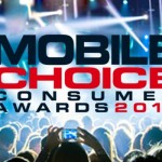 Show-stopper Award achieved by Huawei's super fabulous Mate S at Mobile Choice Consumer Awards 2015
