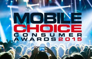 Mobile Choice Consumer Awards 2015