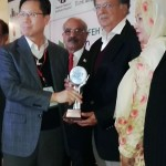 Samsung wins Social Responsibility Awards by National Forum for Environment & Health