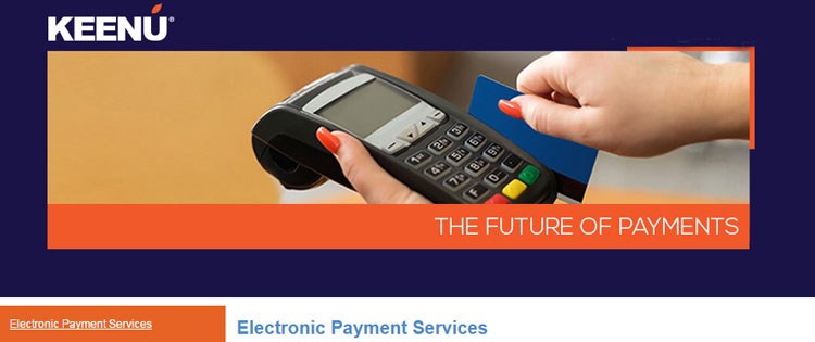 Keenu-electronic-Payment-processing-in-pakistan