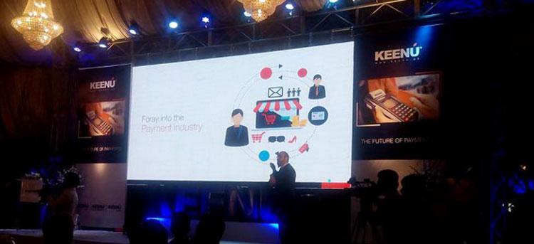 Keenu-launch-event