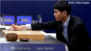 Google AlphaGo AI Computer Program wins Go Champion