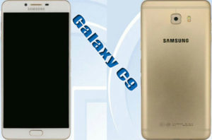 Samsung Galaxy C9 uncovering ceremony will held on 21st of this month