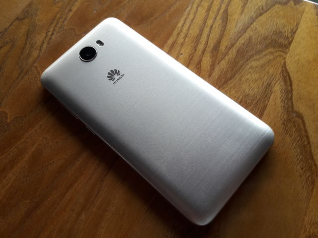 Design of Huawei Y5