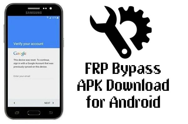 Bypass-FRP-APK