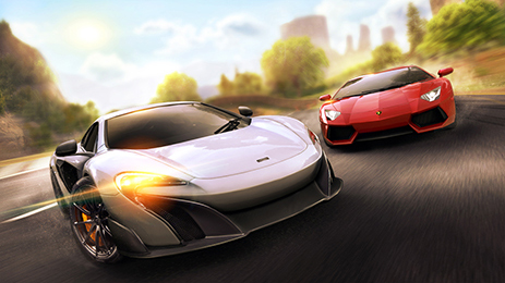 Asphalt 8 – Let the Speed Begin