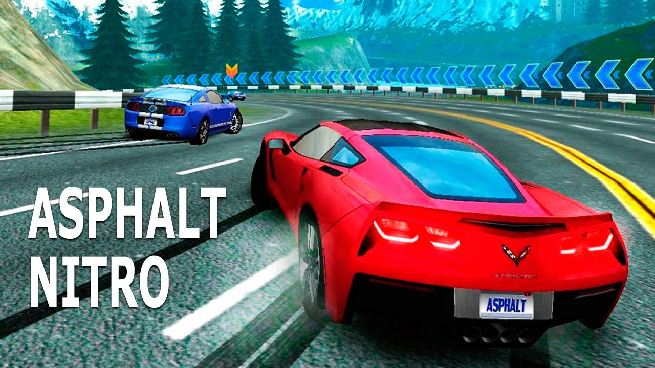 Download Asphalt Nitro Mod Apk | Get Best Hack+Cheat+OBB