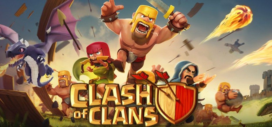 Clash of Clans – Be Among the Top Clans of the City