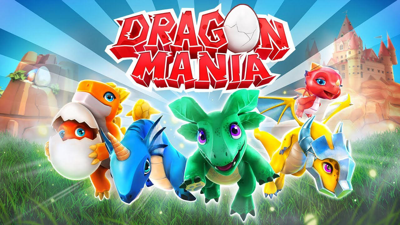 Download Dragon Mania Legends Mod Apk Unlimited Gems For Android