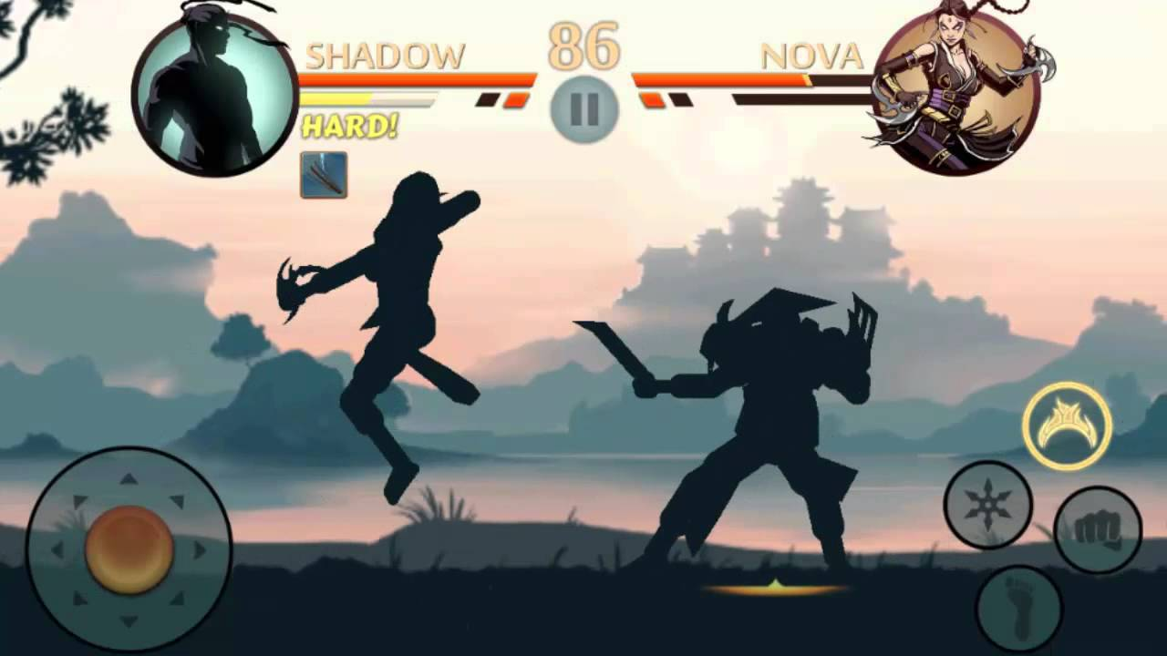 About Shadow Fight 2 Mod