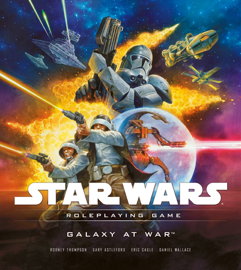 How to download Star Wars Galaxy at War Mod