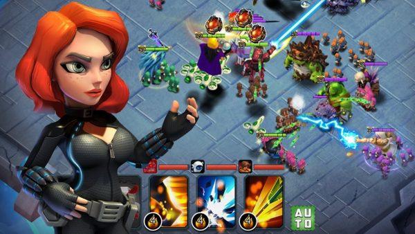 Clash of Zombie II Mod APK