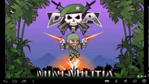 Download Doodle Army 2 : Mini Militia Mod APK Unlimited Ammo and Nitro for Android