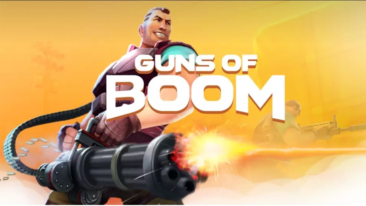Guns of Booms Mod APK