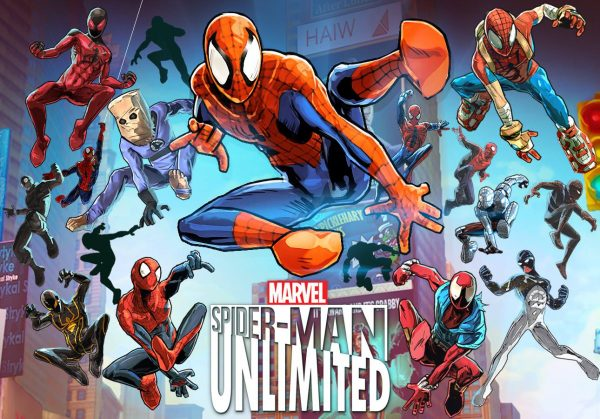 MARVEL Spider-Man Unlimited Mod APK