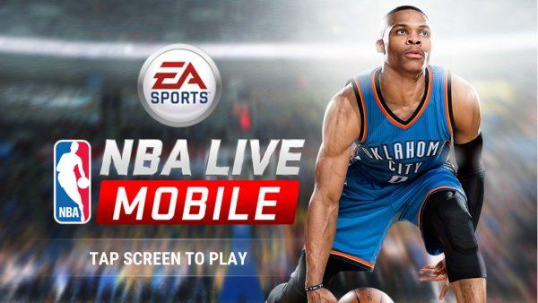 NBA Live Mobile Mod apk