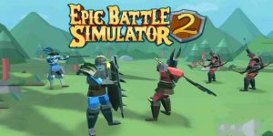 Download Epic Battle Simulator 2 Mod APK Unlimited Gems For Android