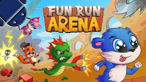 Download Fun Run Arena Mod APK Unlimited Coins And Gems For Android