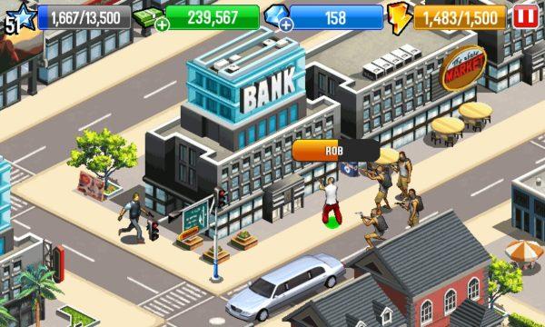 Gangster City Mod APK