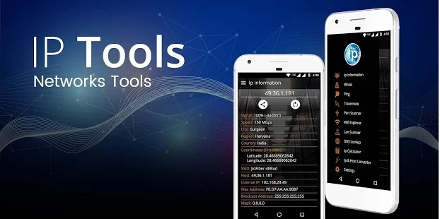 IP Tools-Network utilities Mod APK