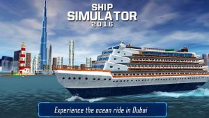 Download Ship Simulator 2016 Mod APK Unlimited Money For Android
