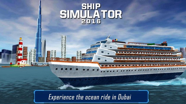 Ship Simulator 2016 Mod APK