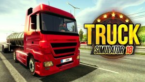 Download Truck Simulator 2018 : Europe Mod APK Unlimited Money For Android
