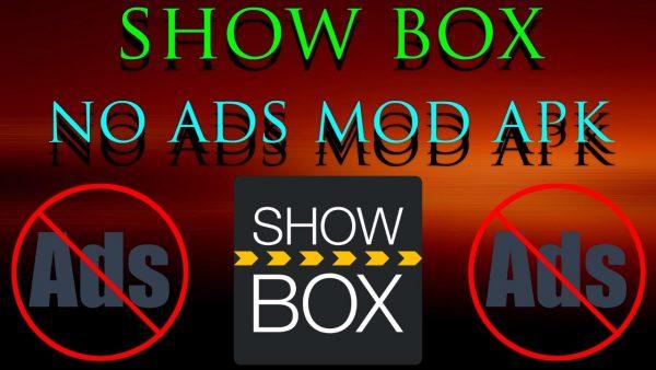 Showbox no Ads MOD Apk