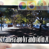Best Camera app for android in 2016